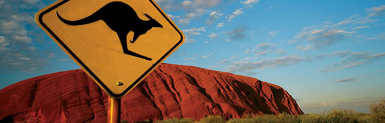 555 English School・Ayers Rock - Ululu, Australia.